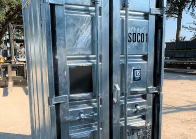 4×8 Mini Container