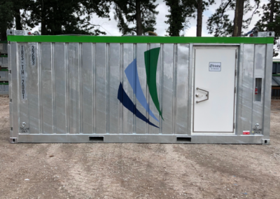 8×20 Offshore A/C Container