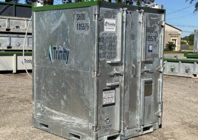 6x6x8 Cargo Container