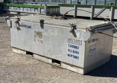 4×8 Battery Box
